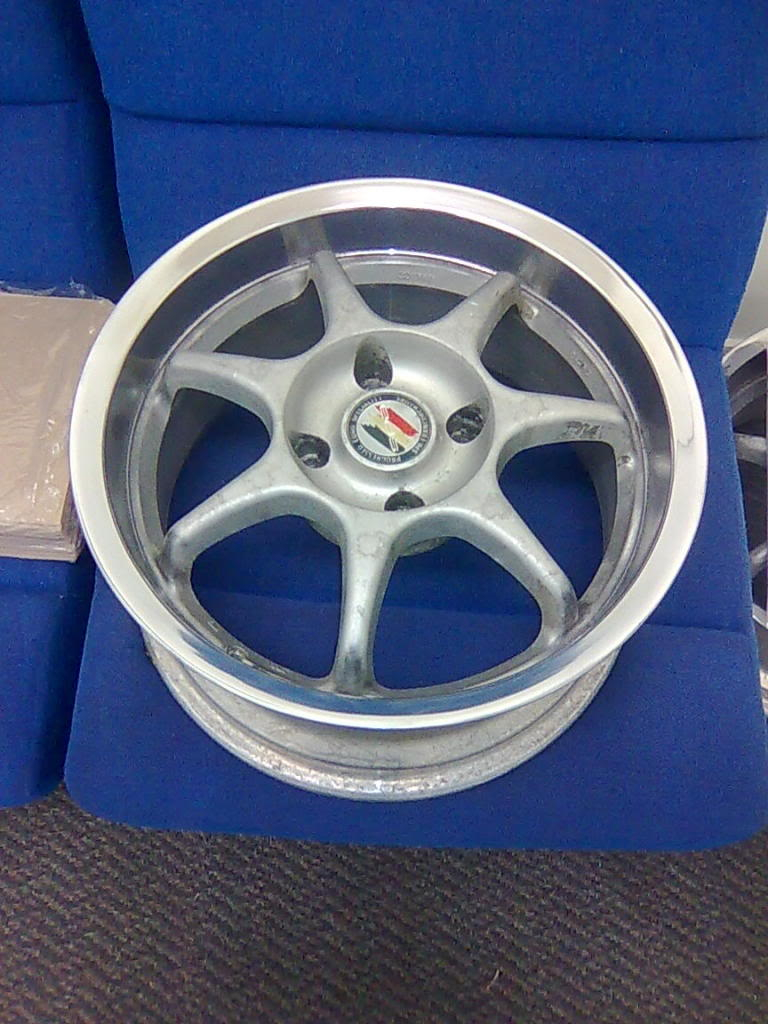 """Enkei Wheels 16"""" 4x114.3 with tyres SOLD!! Magsreconditioned"""
