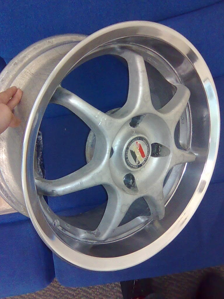 """Enkei Wheels 16"""" 4x114.3 with tyres SOLD!! Recondmags"""