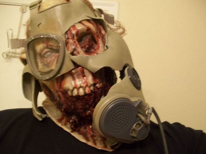 Newt's Leatherface 2003 Costume! (and others)
