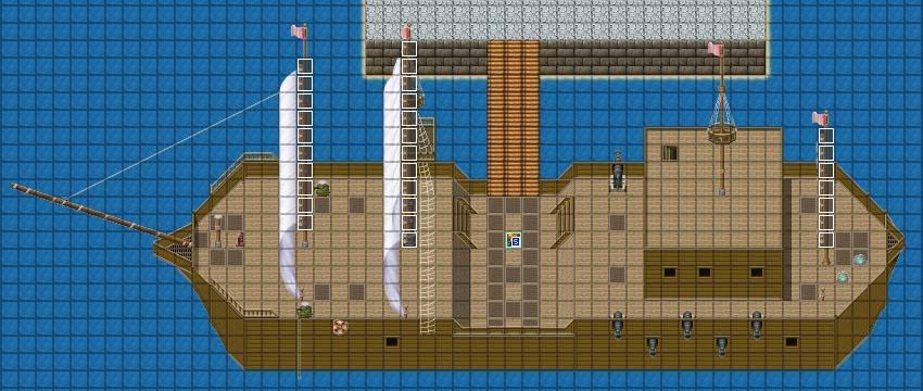 [RPG Maker VX] Tileset 'barco' Ship_sample