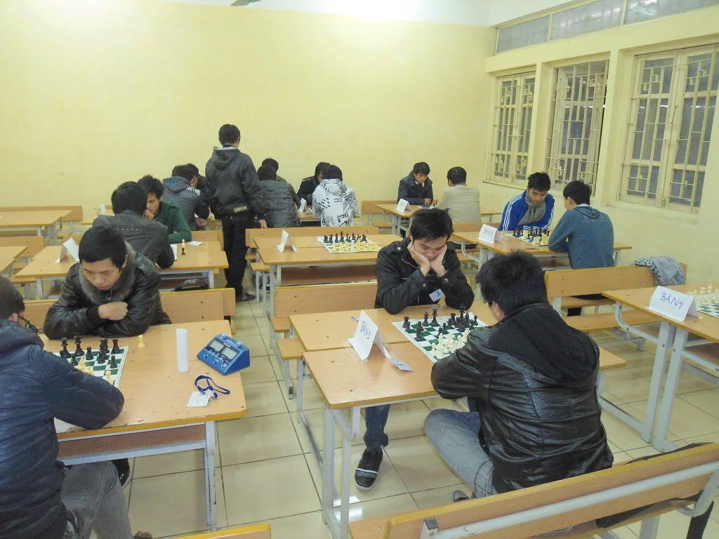 Toàn cảnh giải vô địch đại học Xây Dựng, tháng 2 năm 2012 DSC04502