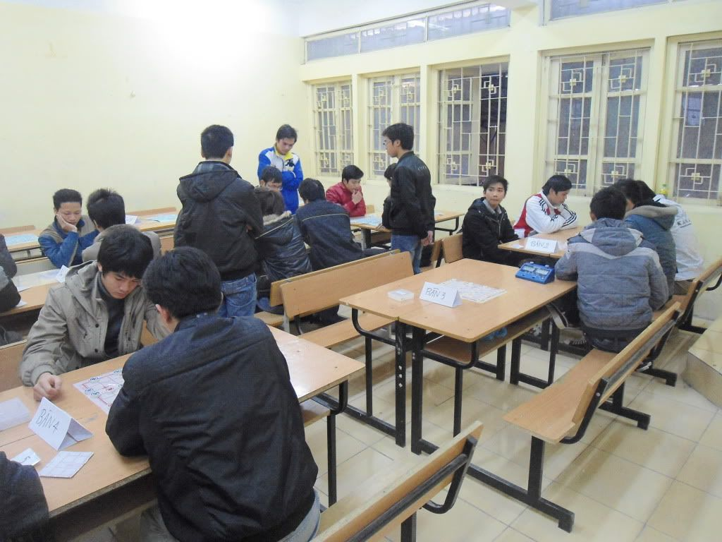 Toàn cảnh giải vô địch đại học Xây Dựng, tháng 2 năm 2012 DSC04511