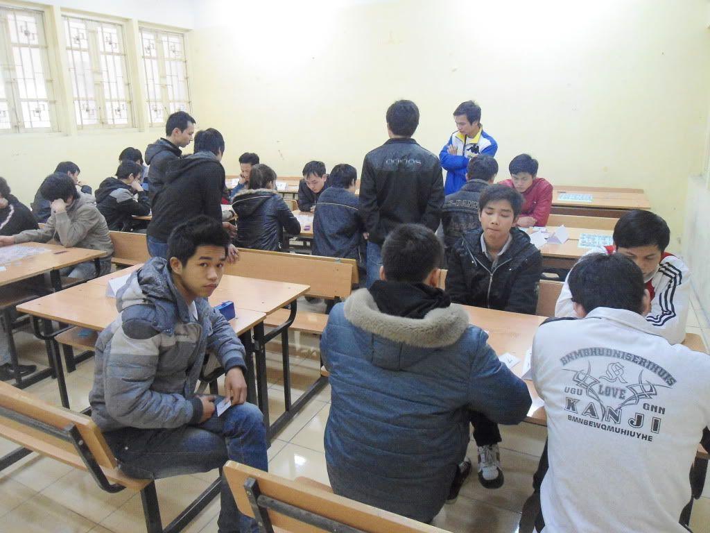 Toàn cảnh giải vô địch đại học Xây Dựng, tháng 2 năm 2012 DSC04512