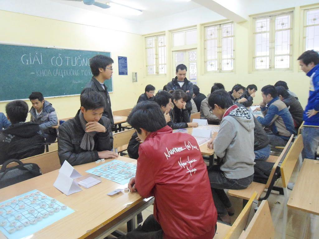 Toàn cảnh giải vô địch đại học Xây Dựng, tháng 2 năm 2012 DSC04514
