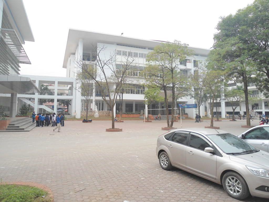 Toàn cảnh giải vô địch đại học Xây Dựng, tháng 2 năm 2012 DSC04515