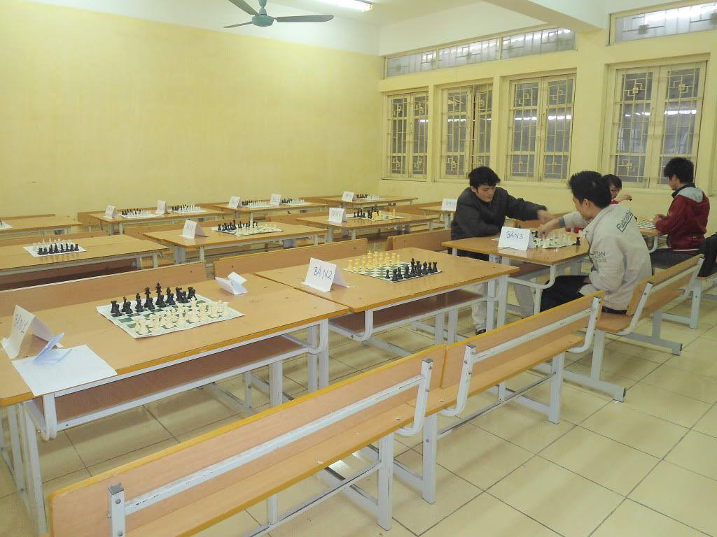 Toàn cảnh giải vô địch đại học Xây Dựng, tháng 2 năm 2012 DSC04530