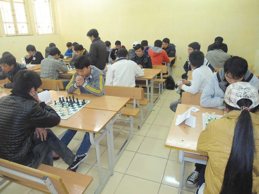 Toàn cảnh giải vô địch đại học Xây Dựng, tháng 2 năm 2012 DSC04534