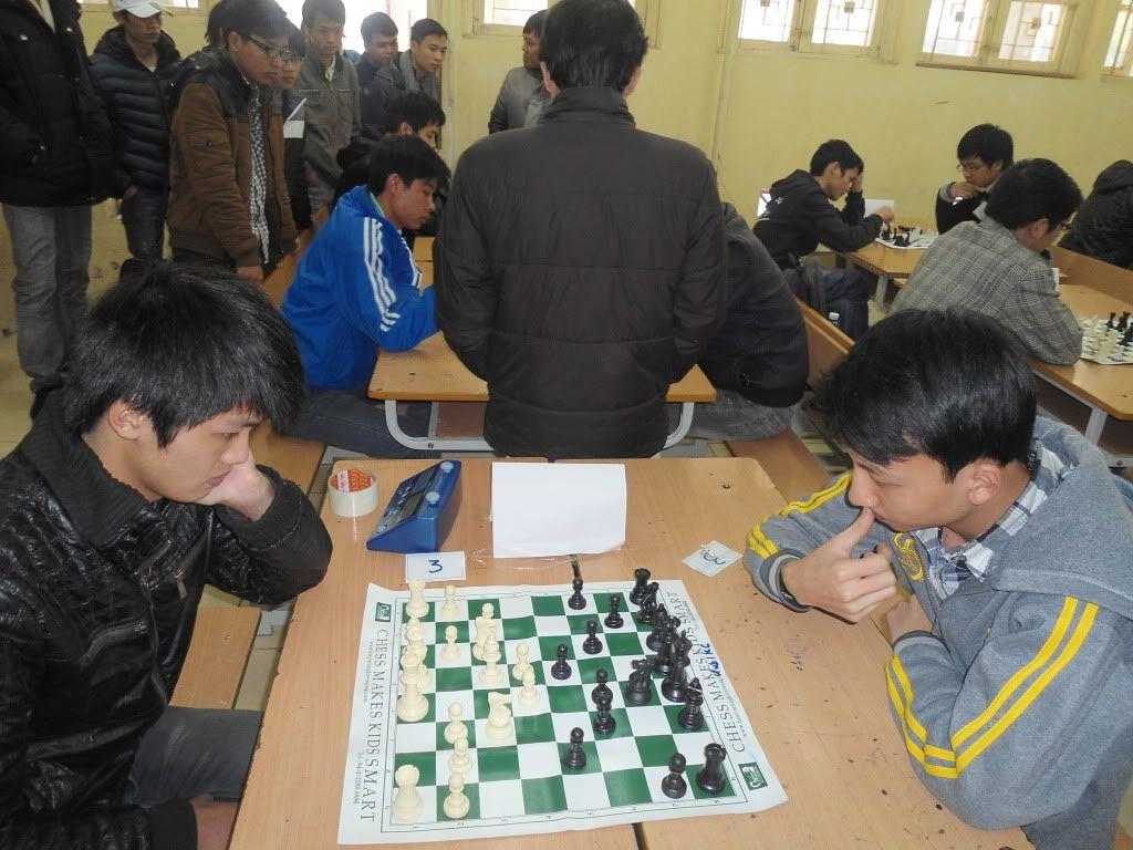 Toàn cảnh giải vô địch đại học Xây Dựng, tháng 2 năm 2012 DSC04536