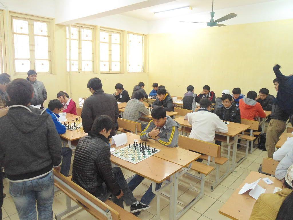 Toàn cảnh giải vô địch đại học Xây Dựng, tháng 2 năm 2012 DSC04537