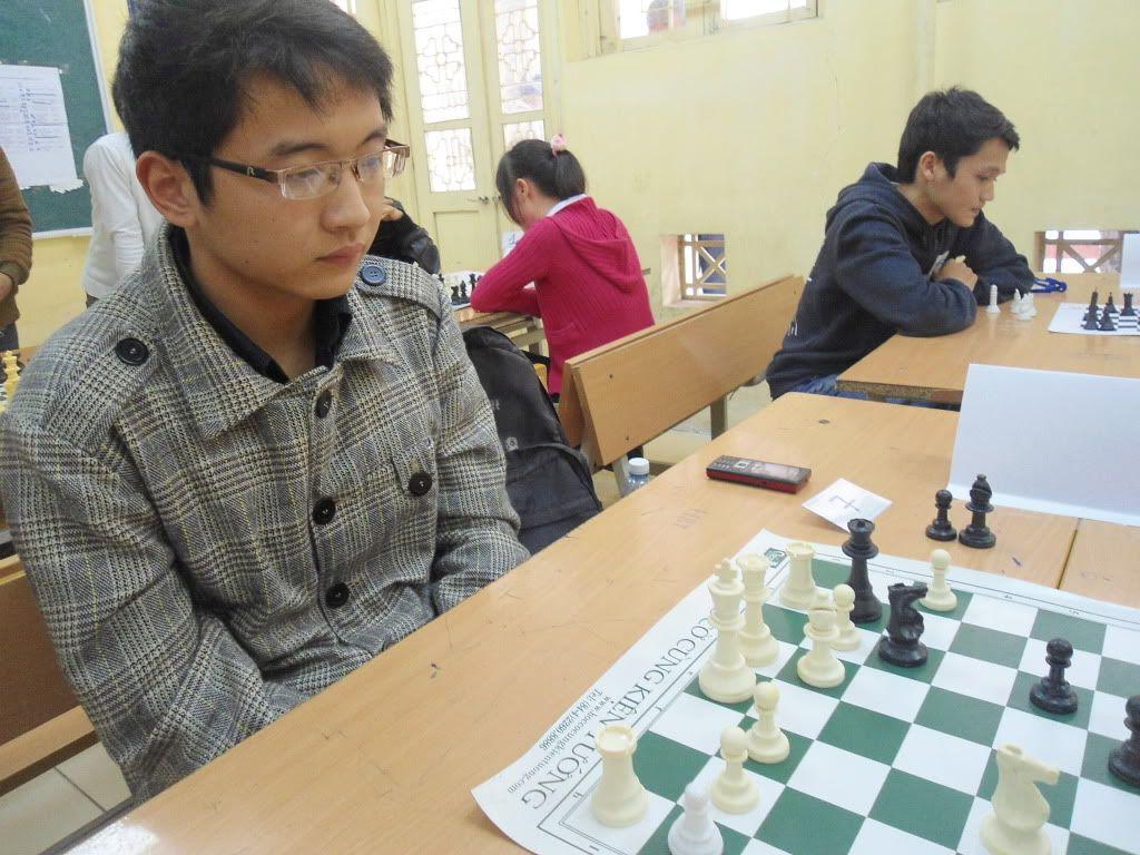 Toàn cảnh giải vô địch đại học Xây Dựng, tháng 2 năm 2012 DSC04545