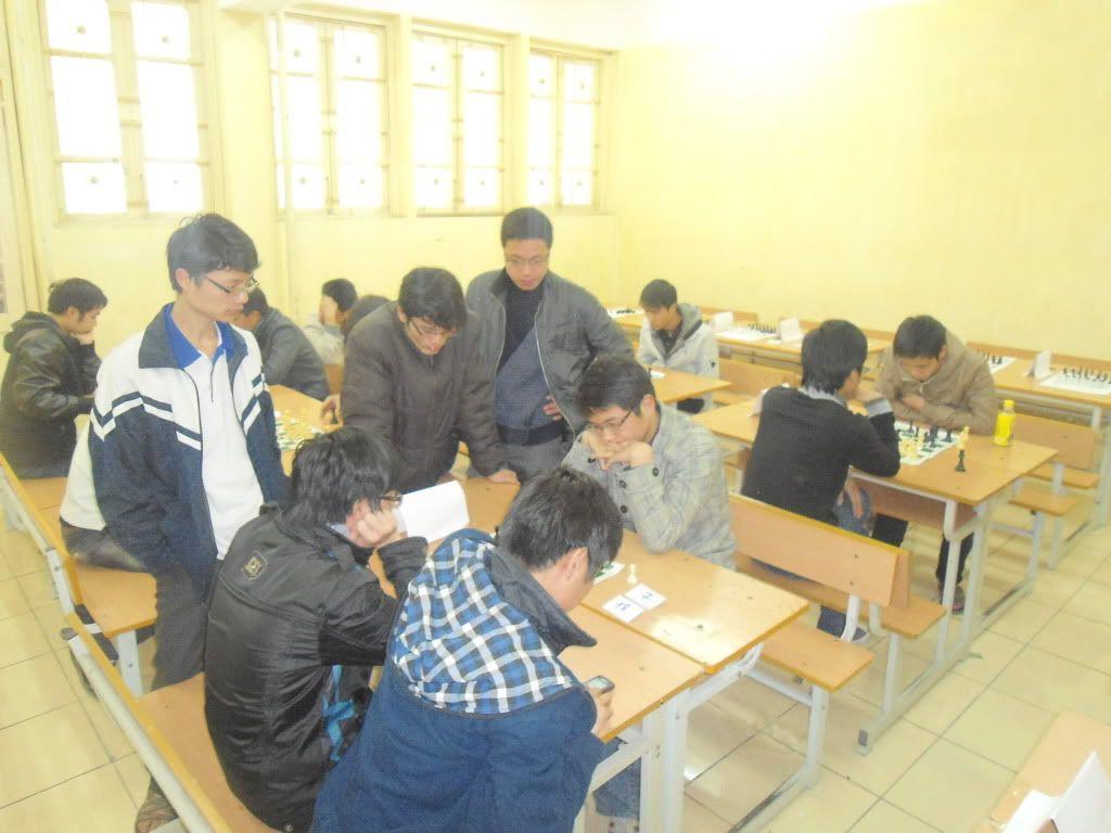 Toàn cảnh giải vô địch đại học Xây Dựng, tháng 2 năm 2012 DSC04588