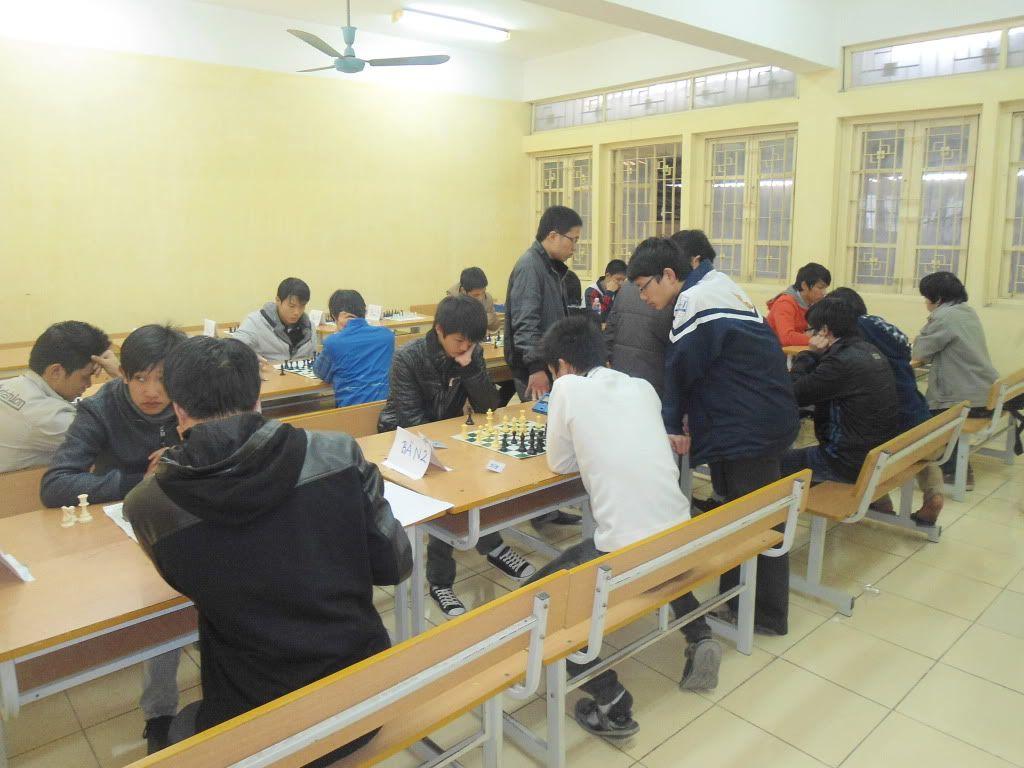 Toàn cảnh giải vô địch đại học Xây Dựng, tháng 2 năm 2012 DSC04589