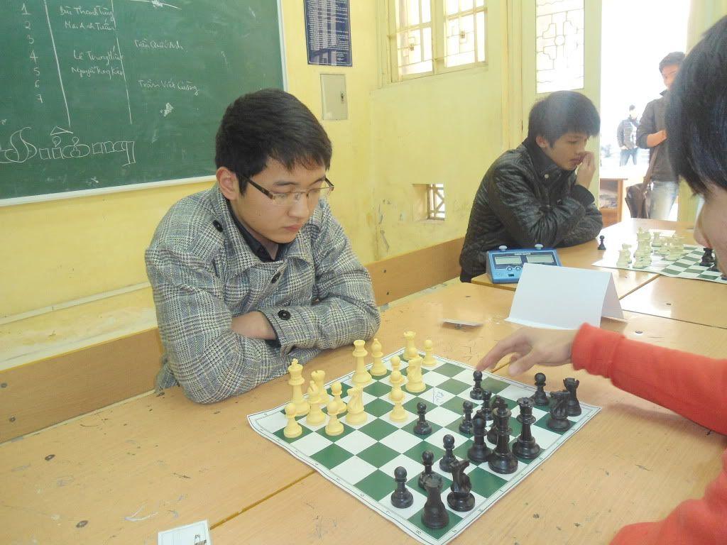 Toàn cảnh giải vô địch đại học Xây Dựng, tháng 2 năm 2012 DSC04591