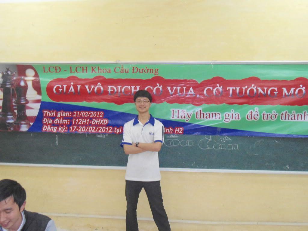 Toàn cảnh giải vô địch đại học Xây Dựng, tháng 2 năm 2012 DSC04614