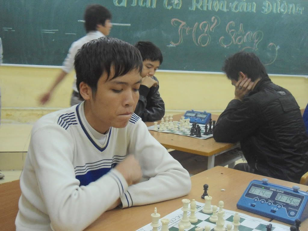 Toàn cảnh giải vô địch đại học Xây Dựng, tháng 2 năm 2012 DSC04631