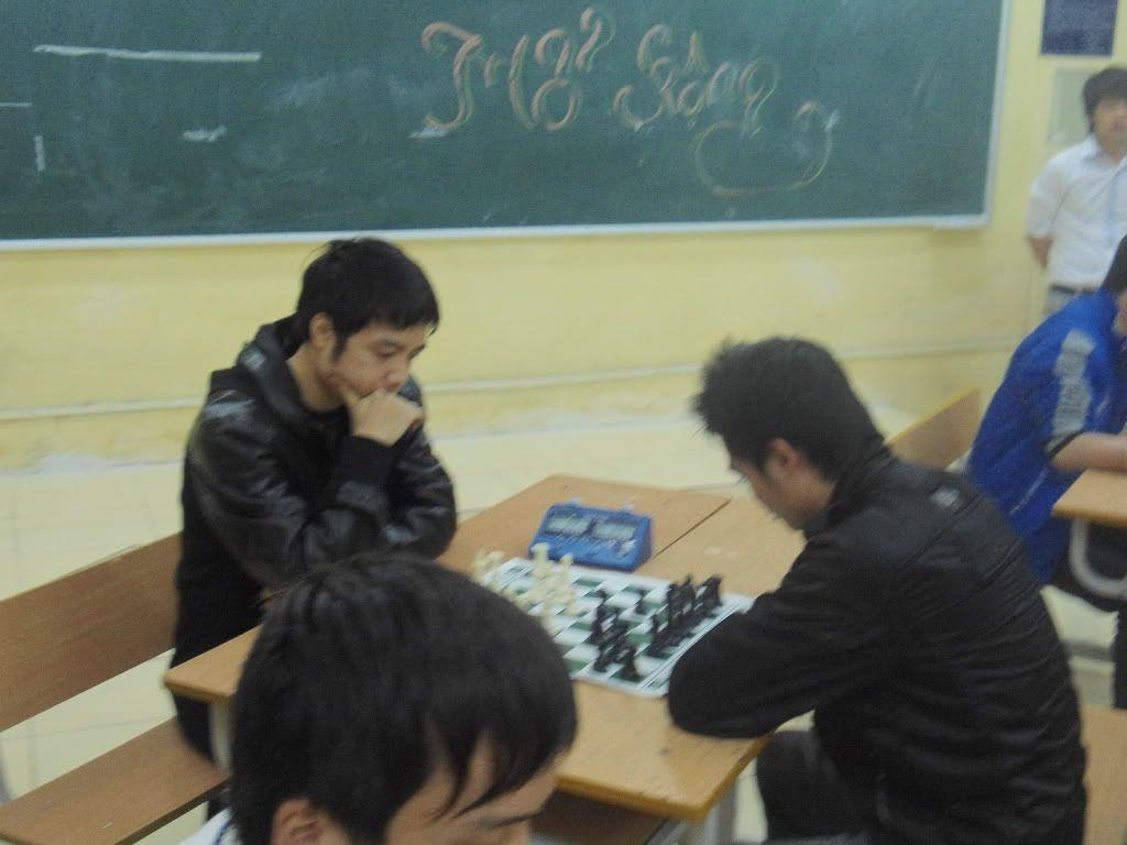Toàn cảnh giải vô địch đại học Xây Dựng, tháng 2 năm 2012 DSC04633