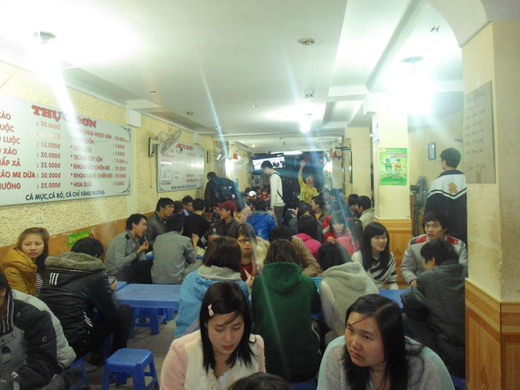 Toàn cảnh giải vô địch đại học Xây Dựng, tháng 2 năm 2012 DSC04656