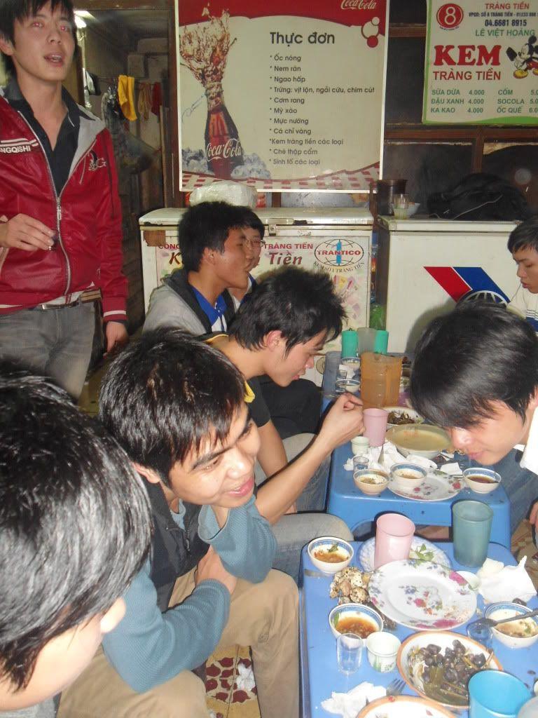 Toàn cảnh giải vô địch đại học Xây Dựng, tháng 2 năm 2012 DSC04665