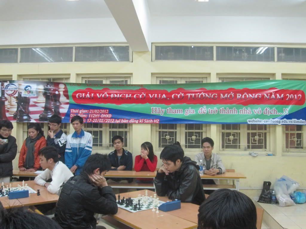 Toàn cảnh giải vô địch đại học Xây Dựng, tháng 2 năm 2012 IMG_2380