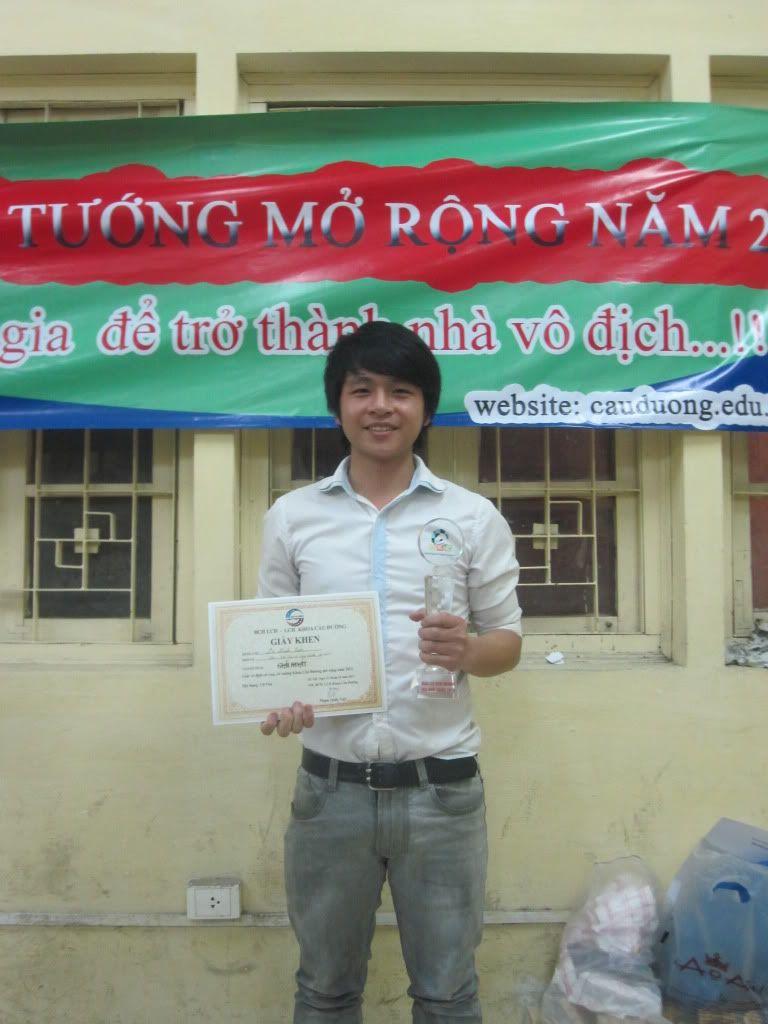 Toàn cảnh giải vô địch đại học Xây Dựng, tháng 2 năm 2012 IMG_2422