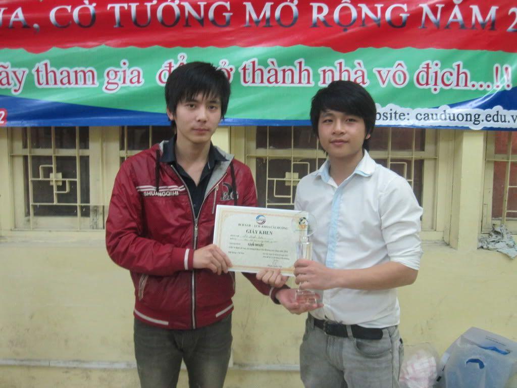 Toàn cảnh giải vô địch đại học Xây Dựng, tháng 2 năm 2012 IMG_2423