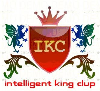Bản demo logo của IKC! anh em vào view rồi chém nhé! Dfgffgf