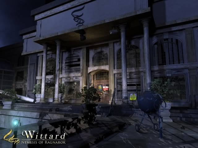Wittard: Nemesis of Ragnarok ScreenShot1-1