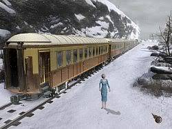 Winter Scenes from Adventure Games Quiz Eight