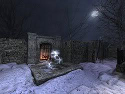 Winter Scenes from Adventure Games Quiz Five