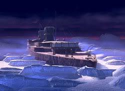 Winter Scenes from Adventure Games Quiz Nine