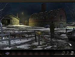 Winter Scenes from Adventure Games Quiz One