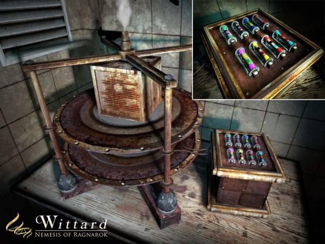 New Wittard screenshots - 2nd Feb. Screenshot10_pressrelease