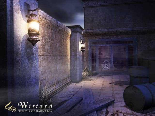 New Wittard screenshots - 2nd Feb. Screenshot11_pressrelease