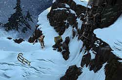 Winter Scenes from Adventure Games Quiz Seven