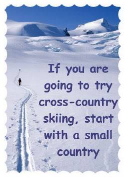 For Your Consideration Cross Country Skiing Skiing