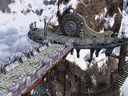 Winter Scenes from Adventure Games Quiz Three