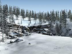 Winter Scenes from Adventure Games Quiz Two
