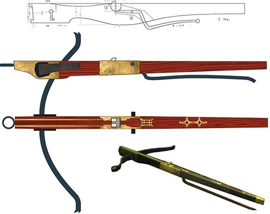 Creating my first medieval crossbow