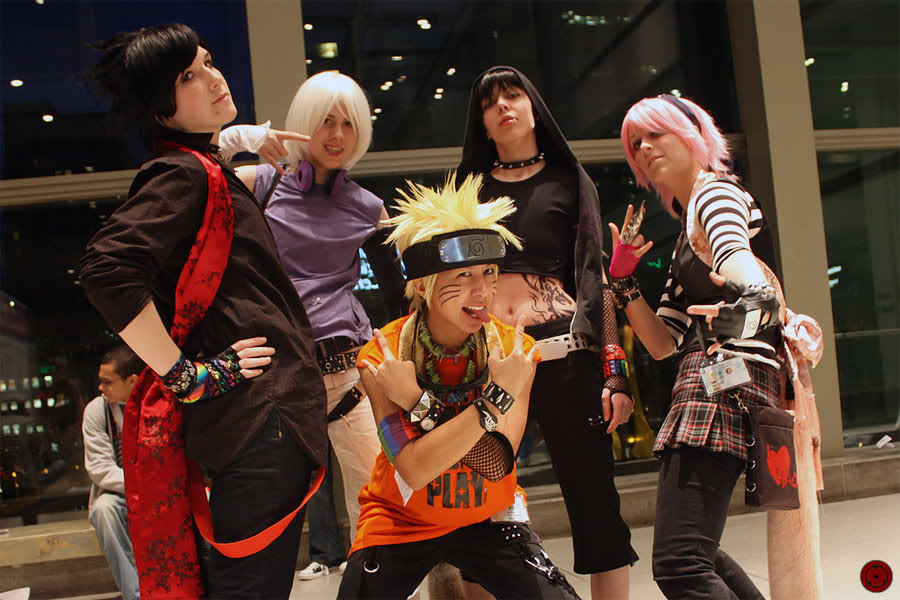 Buenos y Malos Cosplay [!] Naruto__Rock_the_Con_by_Ai_rika