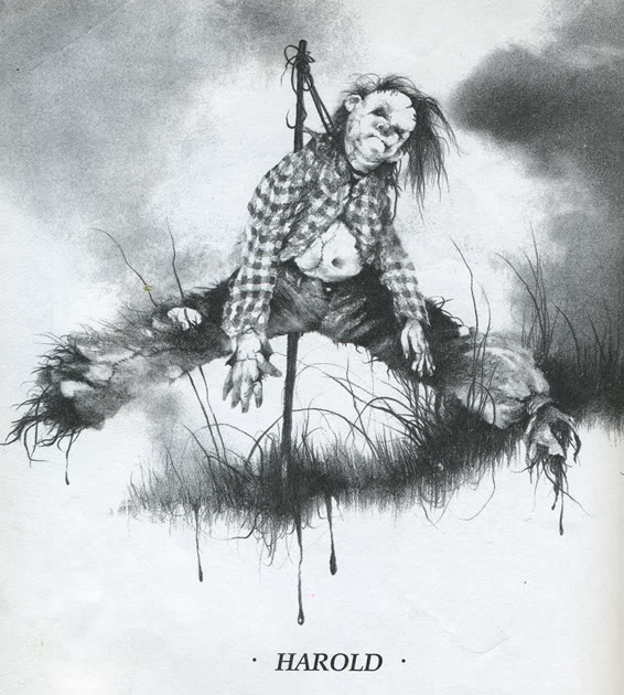 SCARY STORIES TO TELL IN THE DARK STTID