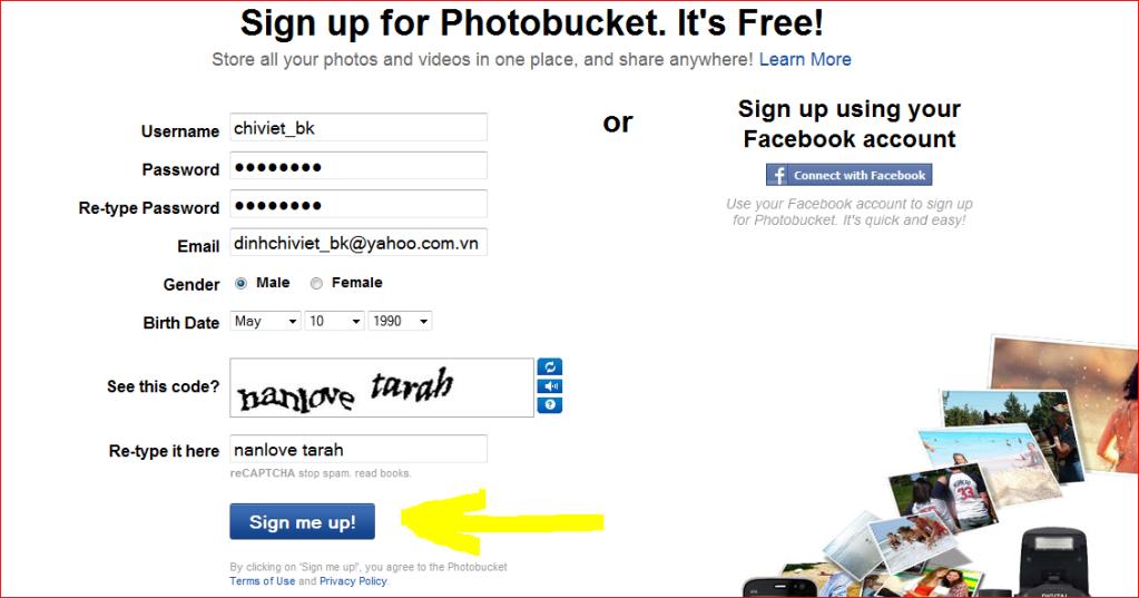 Cách sử dụng trang http://photobucket.com để up anh  Dk-1