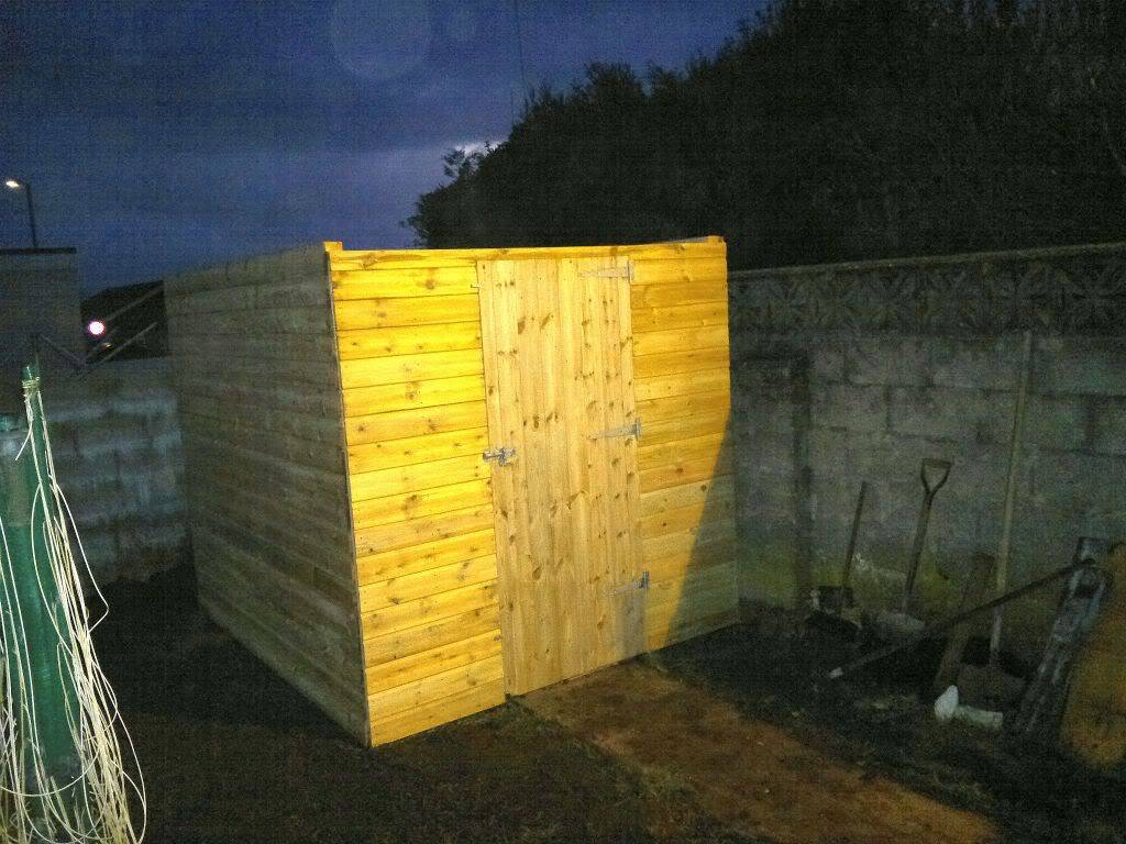 A Fishroom/shed is born 13