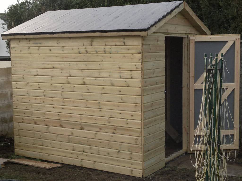 A Fishroom/shed is born 14