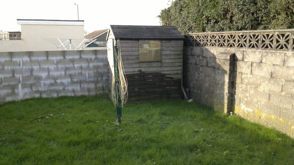 A Fishroom/shed is born 17122011201