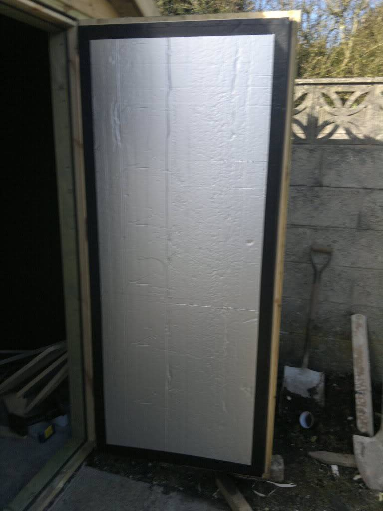 A Fishroom/shed is born 30