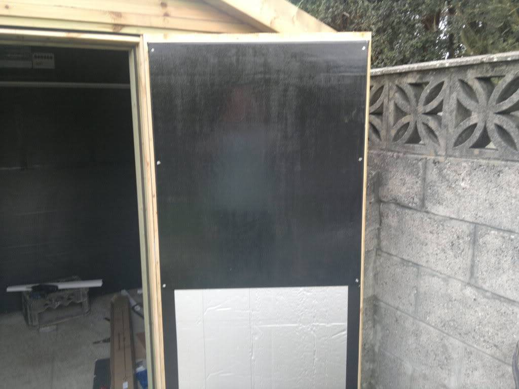A Fishroom/shed is born 32