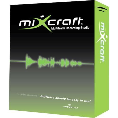 Acoustica Mixcraft 1 Pictures, Images and Photos