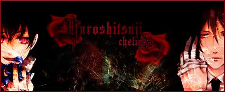 *O* Mes créations Kuroshitsuji