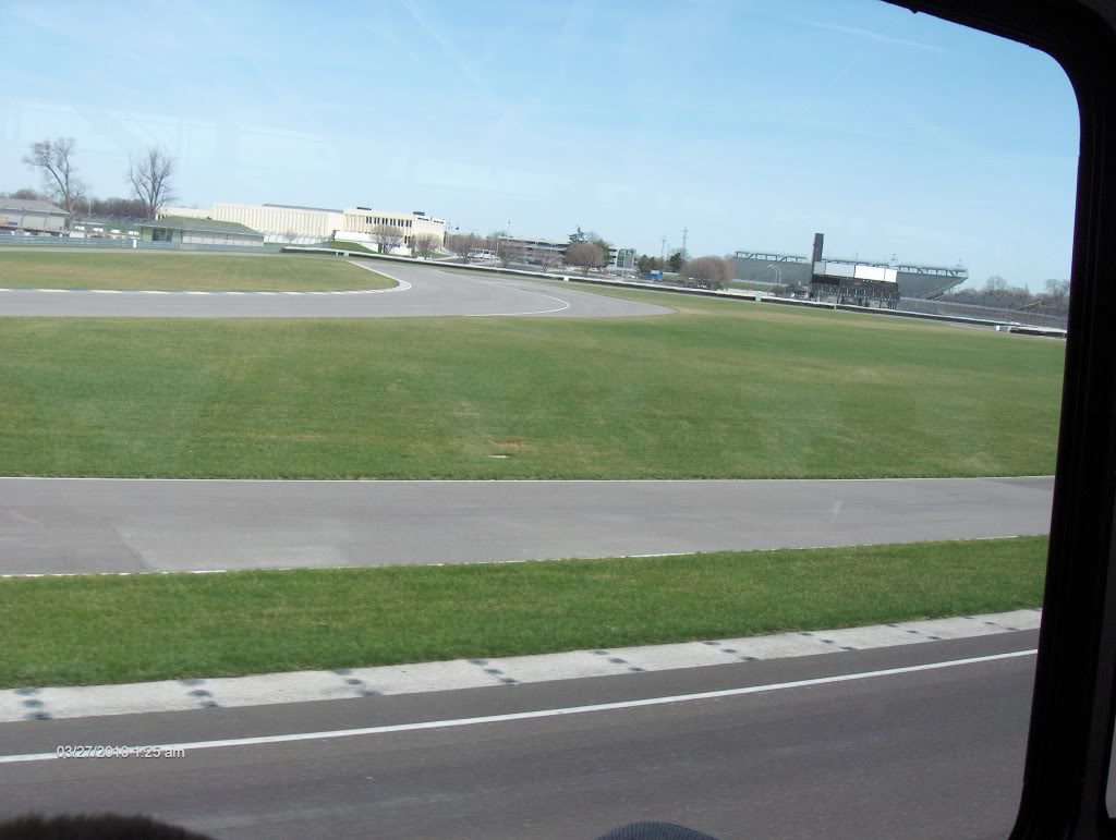 trip to indy 311