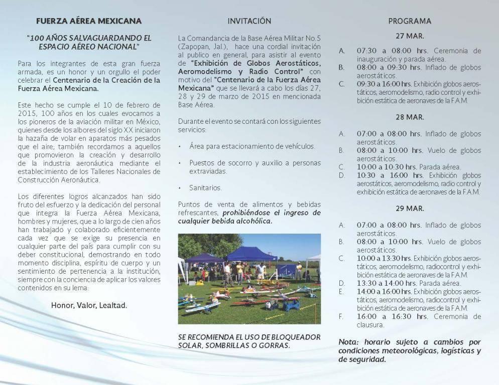 Festival de Puertas Abiertas de la FAM en BAM no. 5 =27,28,29 de marzo 2015. TRIPTICO%20DIFUSION%20EXPOSICION_Page_2_zps9xhesz4u